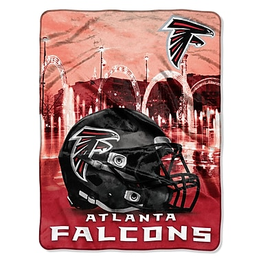 Northwest Co. NFL Falcons Heritage Touch Throw