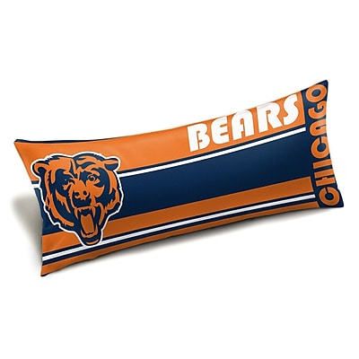 Northwest Co. NFL Bears Seal Bed Rest Pillow