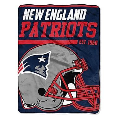 Northwest Co. NFL Patriots 40 Yard Dash Throw