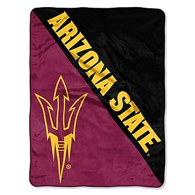 Northwest Co. COL Arizona State Halftone Throw