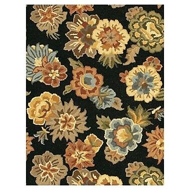 August Grove Helmetta Floral Rug; 2' x 3'