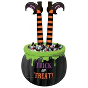 Amscan Halloween Witch Legs Inflatable Cooler