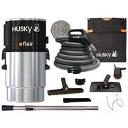 HUSKY Flair Central Vacuum Set