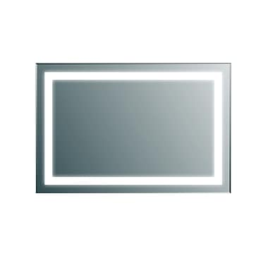 Orren Ellis Ankit Modern LED Bathroom Vanity Mirror; 30'' H x 36'' W x 2.2'' D