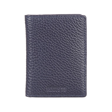 Roots 73 Card Holder, Navy (RT28996-3-NV)