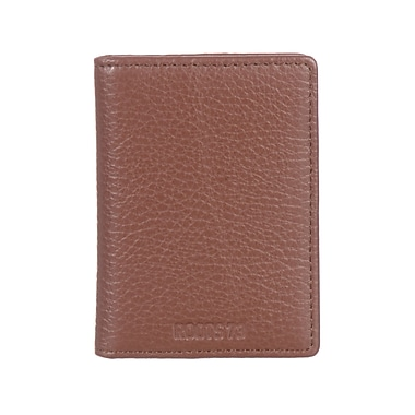 Roots 73 Card Holder, Cognac (RT28996-3-CG)