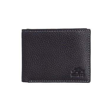 Roots 73 Slimfold Wallet, Black (RT26254-ID-BK)
