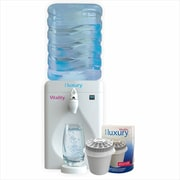 Water-Stream Little Luxury Vitality Mini Water Cooler with Filter, LLVF1U