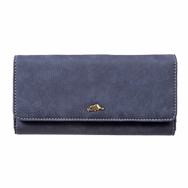 Roots 73 – Sac-pochette de luxe, bleu marin (RT27365-3-NV)