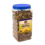 Wellsley Farms Peanut Butter Filled Pretzels, 37 oz. (32903)