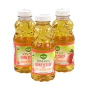 Wellsley Farms Organic Apple Juice Honeycrisp, 10 fl. oz., 24 Count (59558)