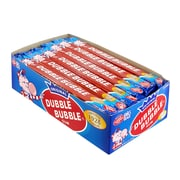 Dubble Bubble Gum Big Bar Original, 24 Count (18050)