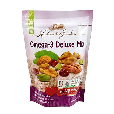 Nature's Garden Omega-3 Deluxe Mix, 26 oz. (6212)
