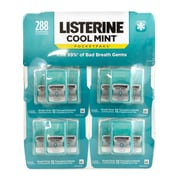 Listerine Cool Mint Breath Strips Pocketpaks, 12 Count (0846RD3)