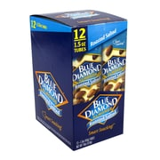 Blue Diamond Roasted Salted Almonds, 1.5 oz., 12 Count (05200)