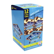Blue Diamond Low Sodium Lightly Salted Almonds, 1.5 oz., 12 Count (11026)