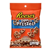 REESE'S Dipped Pretzels, 4.25 oz., 4 Count (21461)