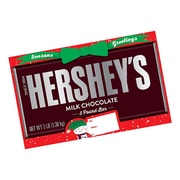 HERSHEY'S Milk Chocolate Bar, 3 lb