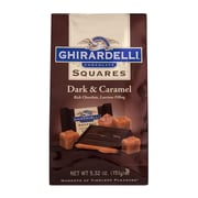 Ghirardelli Chocolate Squares Dark & Caramel, 5.32 oz., 3 Pack (61865)