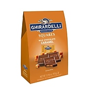 Ghirardelli Squares Milk Chocolate & Caramel, 15.9 oz. (62285)