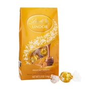 Lindor Caramel Milk Chocolate Truffles, 5.1 oz., 3 Pack (L002949)