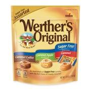 Werther's Original Sugar Free Assorted Hard Candies, 7.7 oz., 2 Pack (051476)