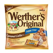 Werther's Original Sugar Free Caramel Coffee Candy, 1.46 oz., 12 Count (035537)