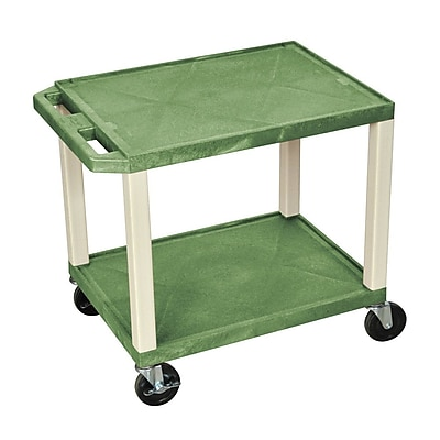 Offex Tuffy Multi-Purpose Utility Cart; Putty