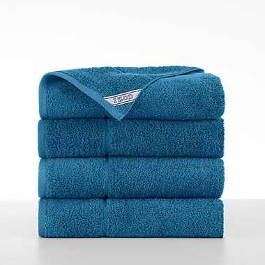IZOD Performance Bath Towel (Set of 4); New Pool