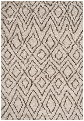 Williston Forge Cammie Ivory Area Rug; Square 7'