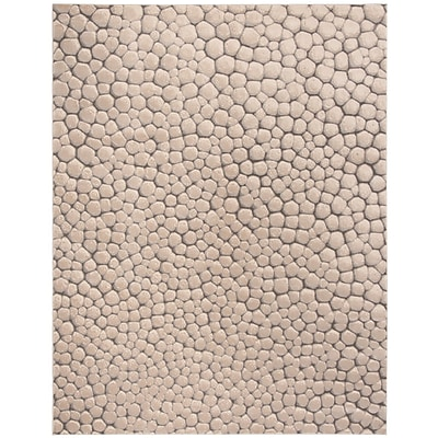Williston Forge Edvin Beige Area Rug; Rectangle 4' x 6'