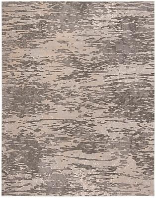 Williston Forge Edvin Gray Area Rug; Rectangle 8' x 10'