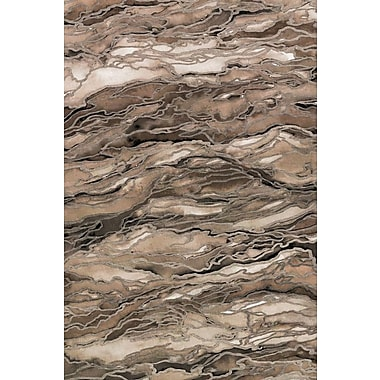 Mercer41 Marble Idea! - Rustic Elements Painting Print on Wrapped Canvas; 40'' H x 26'' W x 0.75'' D