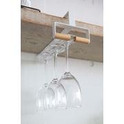 Corrigan Studio Bermondsey Under Shelf Wine Glass Rack