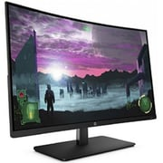 HP 1AT01AA#ABA 27-inch LCD VA Curved Screen Monitor, 1920 x 1080, 5 ms