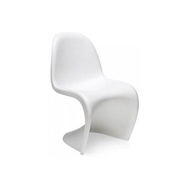 Plata Import - Chaise Panton pour enfants, blanc (PC-011C-WHITE)