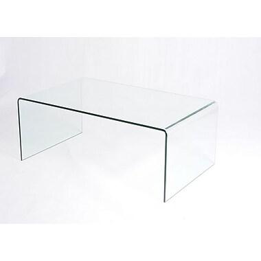 Plata Import – Petite table basse Cascade (CB124-45-SMALL)