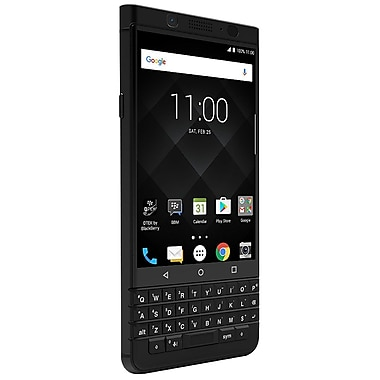 BlackBerry KEYone Unlocked Smartphone, Special Edition, 64GB, Black (PRD-63116-039)