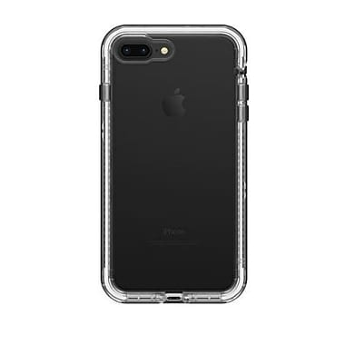 LifeProof Next iPhone 8 Plus/7 Plus Black Crystal Clear/Black (7757194)