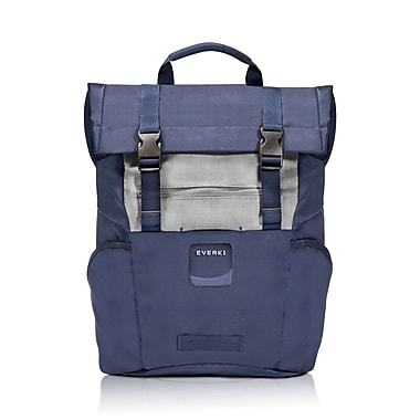 Everki ContemPRO Roll Top Laptop Backpack, 15.6