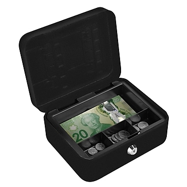 Royal Sovereign Compact Cash & Key Box (CMCB-100)