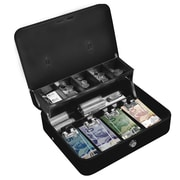 Royal Sovereign Tiered Tray Deluxe Cash Box (CMCB-400)