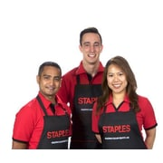 Staples Custom Services (Basic Landing Page)