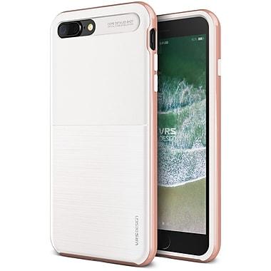 Vrs Design High Pro Shield iPhone 8 Plus/7 Plus White/Rose Gold (VRSI7PSHPSWR)