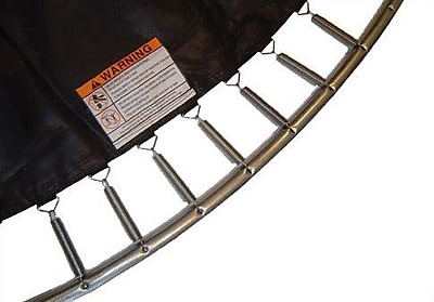 Jumpking Jumping Surface for 14 Trampolines w/ 96 V-Rings for 7 Springs (Springs Not Included)