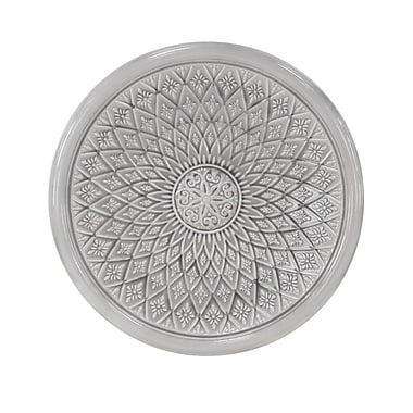 Astoria Grand Traditional Round Floral Iron Wall D cor