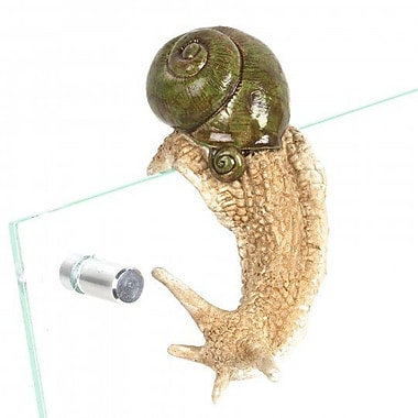 August Grove Elisha Polyresin Snail Figurine