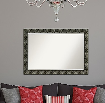 Bloomsbury Market Coeymans Embossed Extra Large Accent Mirror