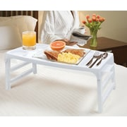 Symple Stuff Portable Folding Breakfast Tray