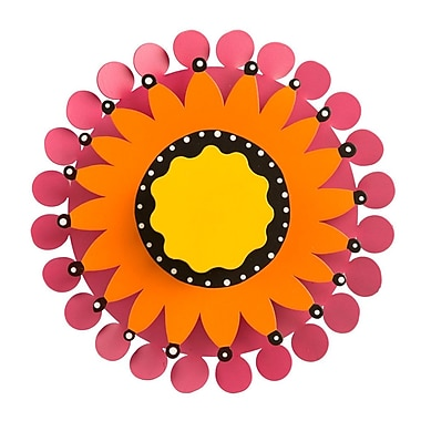 Studio M Flower on Petals Spinner